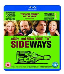 Sideways [2004] Blu-ray