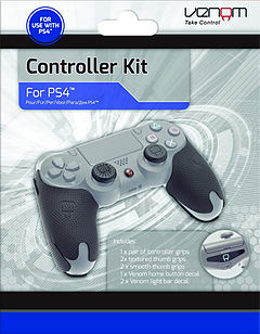 Venom Controller Kit for PlayStation 4 Accessories