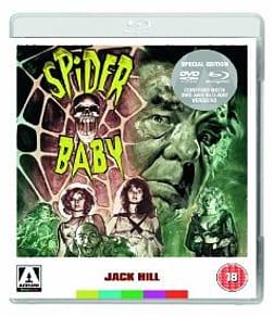 Spider Baby Blu-ray