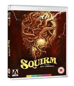 Squirm Blu-ray