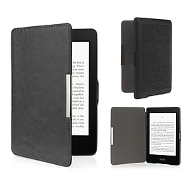 Amazon Kindle Paperwhite Ultra-slim book case Black Tablet