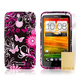 HTC One X TPU design case - Gerbera Mobile phones