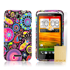 HTC One X TPU design case - Jellyfish Mobile phones