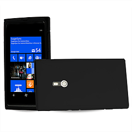 Nokia Lumia 930 S-Line gel case - Black Mobile phones