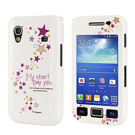 Samsung Galaxy Ace Cute design hard shell case - All Stars Mobile phones