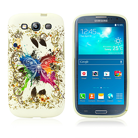 Samsung Galaxy S3 TPU Design case - Fantasy Butterfly Mobile phones