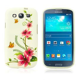Samsung Galaxy S3 TPU Design case - Five Flowers Mobile phones