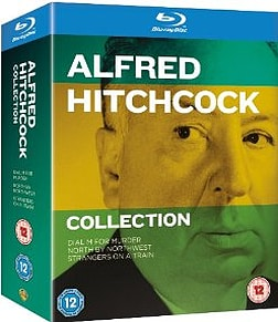 The Alfred Hitchcock Collection Blu-ray