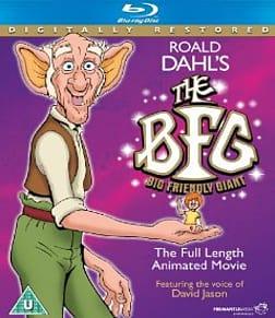 The BFG Digitally Restored Edition Blu-ray
