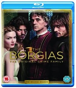 The Borgias - Season 2 Blu-ray