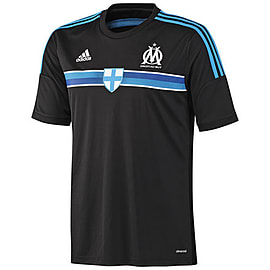 2014-15 Marseille Adidas 3rd Football Shirt - XXL 46-48 Chest Sports Football