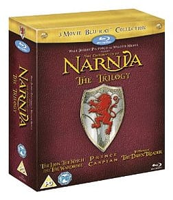 The Chronicles of Narnia Trilogy Blu-ray