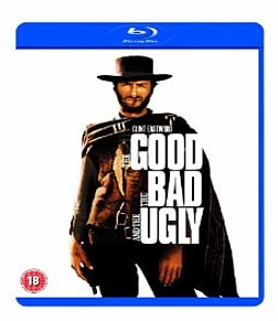 The Good The Bad and the Ugly Blu-ray
