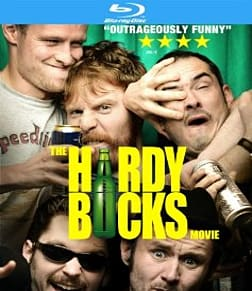 The Hardy Bucks Movie Blu-ray