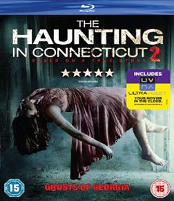 The Haunting in Connecticut 2: Ghost of Georgia Blu-ray