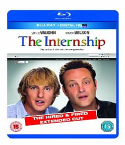 The Internship Blu-ray