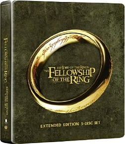The Lord Of The Rings: The Fellowship of the Ring Blu-ray