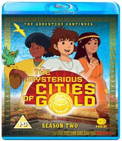 The Mysterious Cities Of Gold Blu-ray