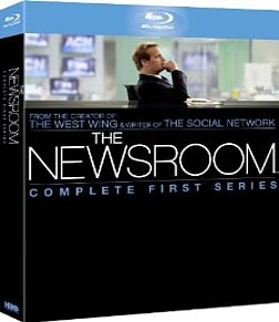 The Newsroom - Season 1 Blu-ray