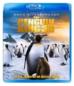 The Penguin King 3D Blu-ray