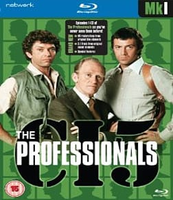 The Professionals: Mk I Blu-ray