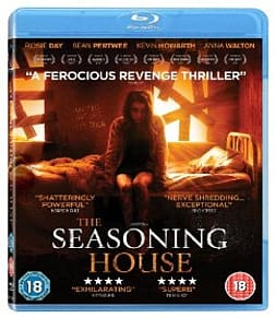 The Seasoning House Blu-ray