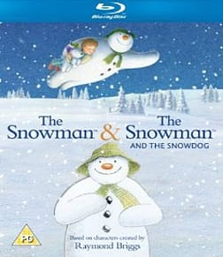 The Snowman / The Snowman and the Snowdog: Double Pack Blu-ray