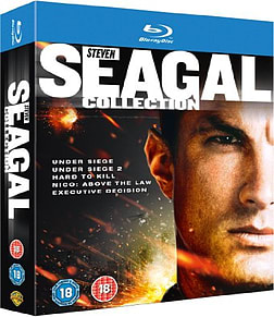 The Steven Seagal Collection Blu-ray