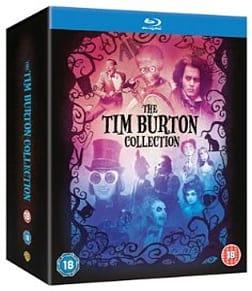 The Tim Burton Collection Blu-ray