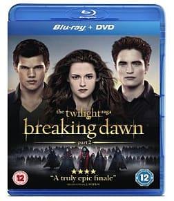 The Twilight Saga: Breaking Dawn: Part 2 Blu-ray