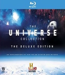 The Universe Collection - Deluxe Edition Blu-ray