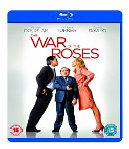 The War of the Roses Blu-ray