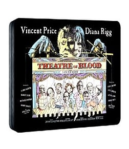 Theatre of Blood Steelbook Blu-ray