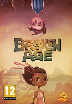 Broken Age PC Games