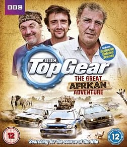 Top Gear - The Great African Adventure Blu-ray
