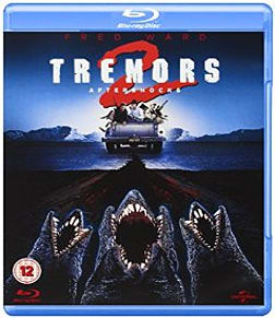 Tremors 2 : Aftershocks Blu-ray