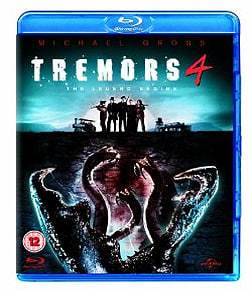 Tremors 4: The Legend Begins Blu-ray