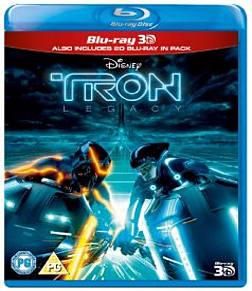 Tron Legacy [3D + Blu-ray] Blu-ray