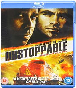 Unstoppable [2010] Blu-ray