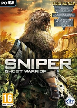 Sniper: Ghost Warrior - Gold Edition (PC) PC