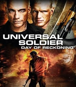 Universal Soldier Day Of Reckoning Blu-ray