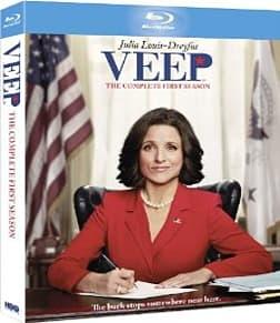 Veep - Complete HBO Season 1 Blu-ray