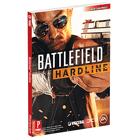 Battlefield Hardline Prima Strategy Guide Strategy Guides and Books