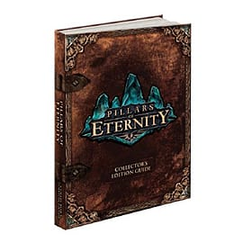 Pillars of Eternity Prima Strategy Guide Strategy Guides and Books