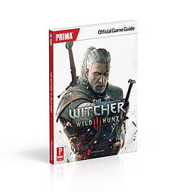 The Witcher 3: Wild Hunt Official Game Guide Strategy Guides and Books