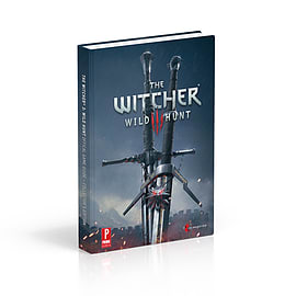 The Witcher 3: Wild Hunt Collector's Edition Prima Strategy Guide Strategy Guides and Books