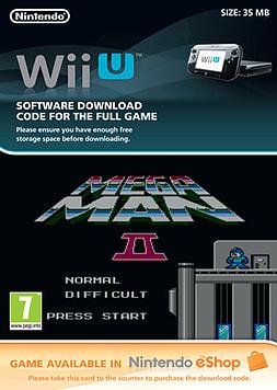 Mega Man 2 Wii U