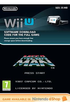 Mega Man Wii U