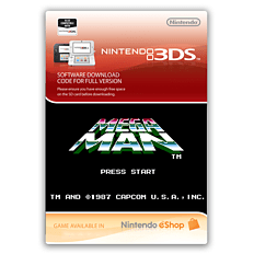 Mega Man 3DS