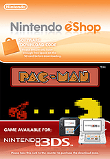 Pac-Man 3DS